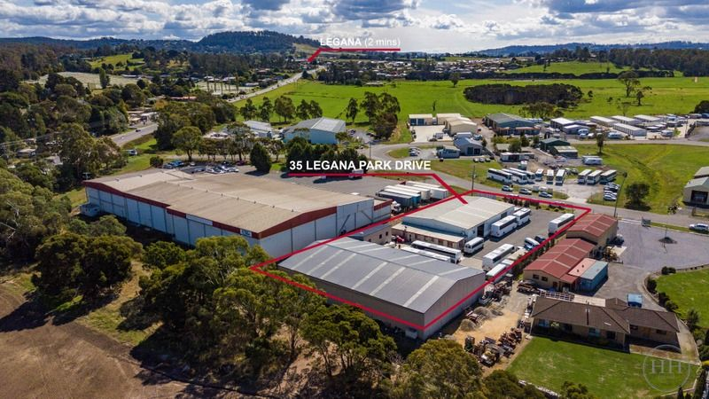 Longstanding Tenant – Fully Let Warehouse Complex