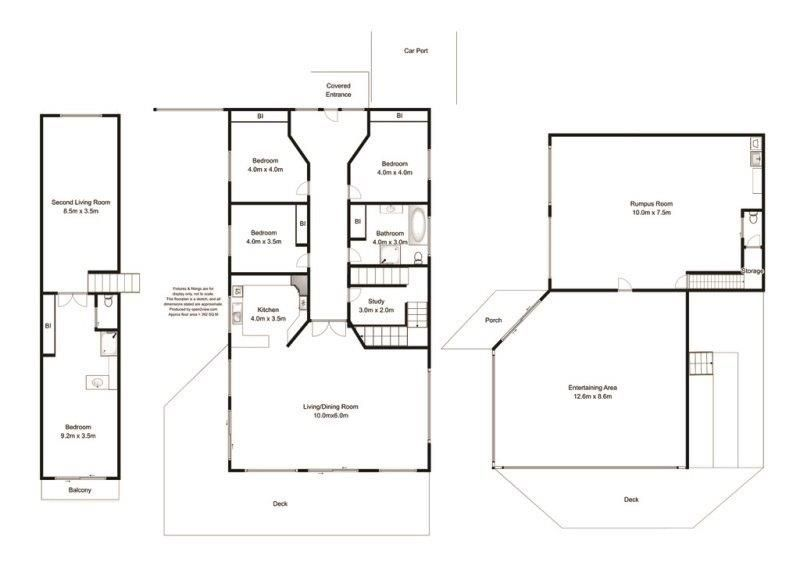 27 Cynthia Court Floorplan