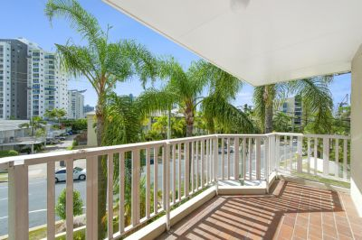 Beachside Living North facing with Skyline Views & Ocean Glimpses!