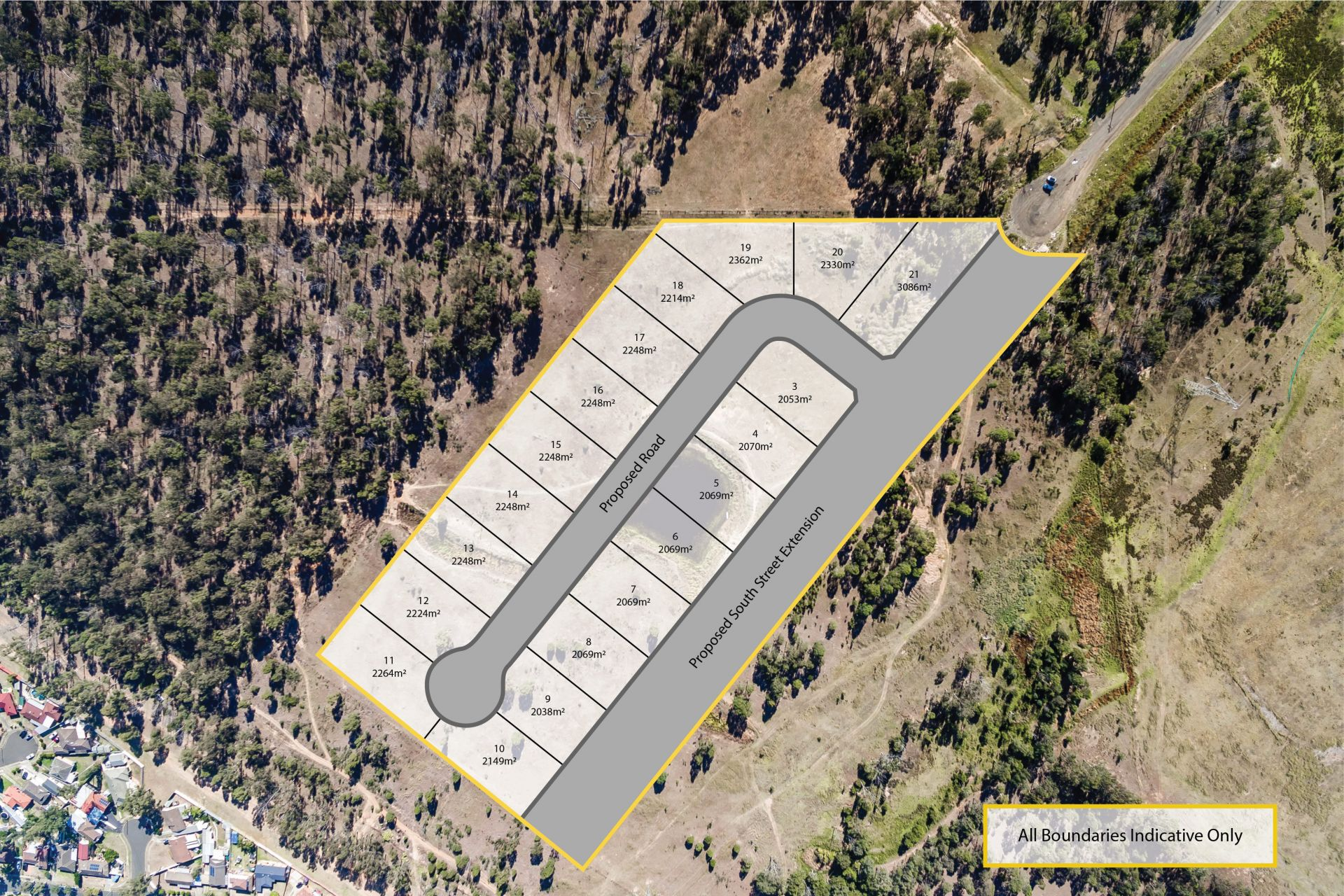 Secure your Future   North West Sydney Fully Serviced Industrial Land Subdivision