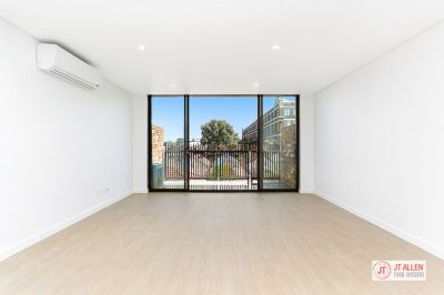 Stunning Two Bedrooms + Study