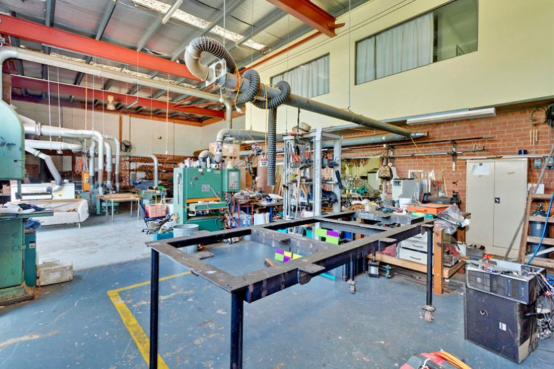 Rare Freestanding Industrial Opportunity - SOLD PRIOR TO AUCTION