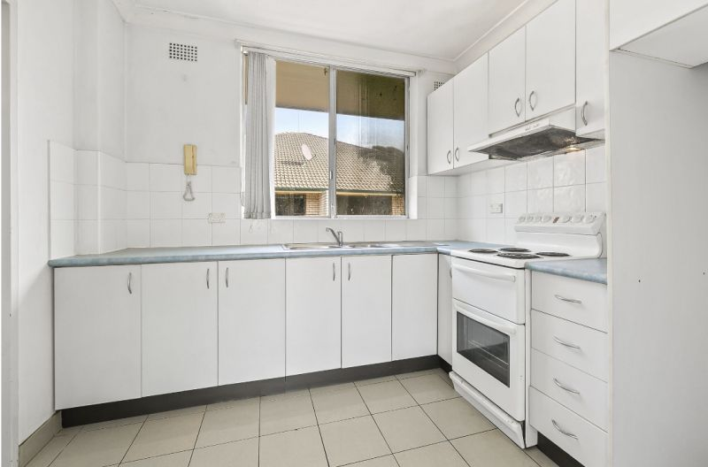 Good size two bedroom unit