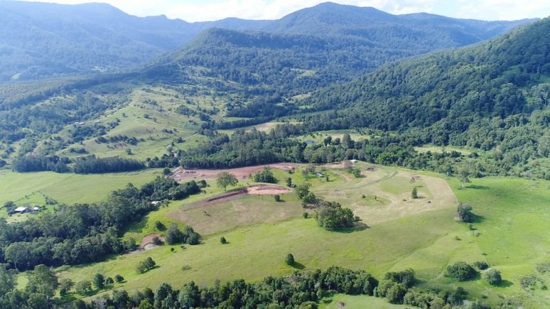Latest lot release - almost 3 acres with stunning elevated views!