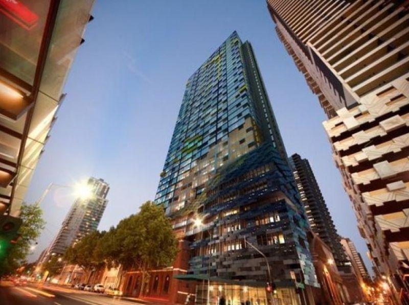 Melbourne CBD Studio Apartment