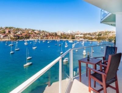 Perfectly Located Harbourside Living with Uninterruped Water Views!