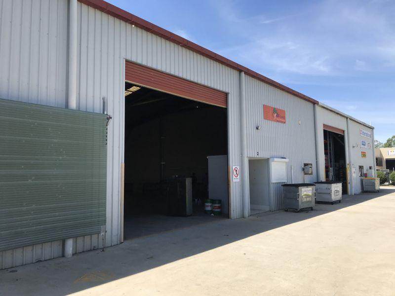 Bessa Block Warehouse in Corporate Park Industrial Estate