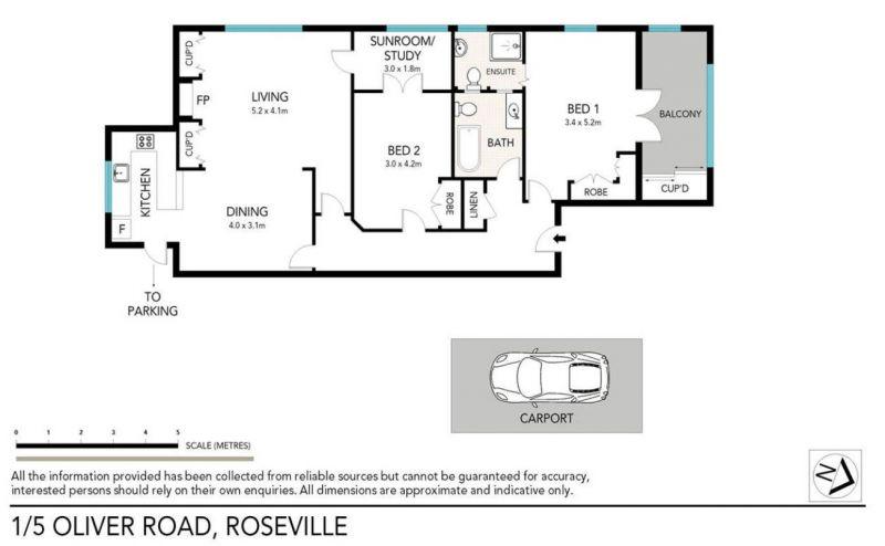 1/5 Oliver Road Roseville 2069