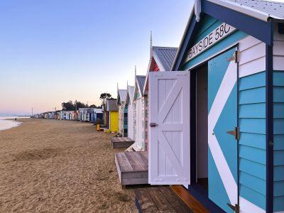 58C Bathing Box, Brighton