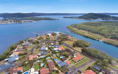 Waterfront Reserve  Single Level Home