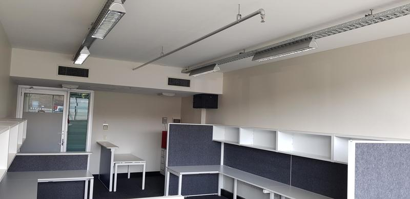 Light filled, north facing office in Lifestyle Working