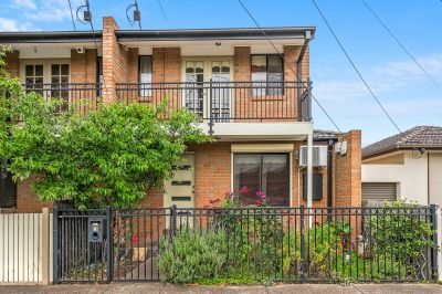 A grand opportunity to secure this sizeable townhome with street frontage