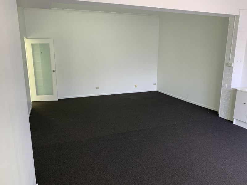 GROUND FLOOR OFFICE SPACE WITH TWO SEPARATE ENTRANCES
