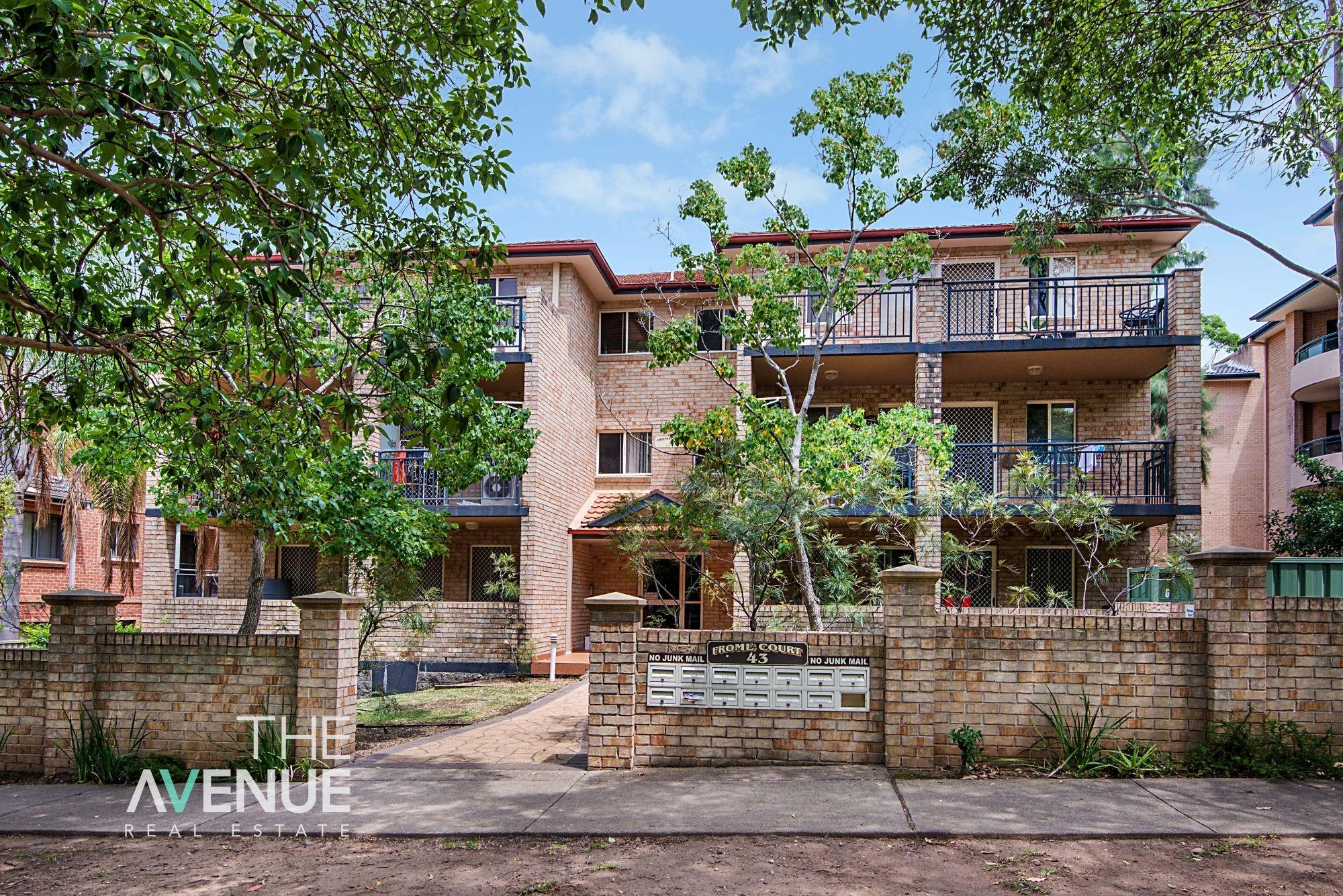 1/43 Brickfield Street, North Parramatta NSW 2151
