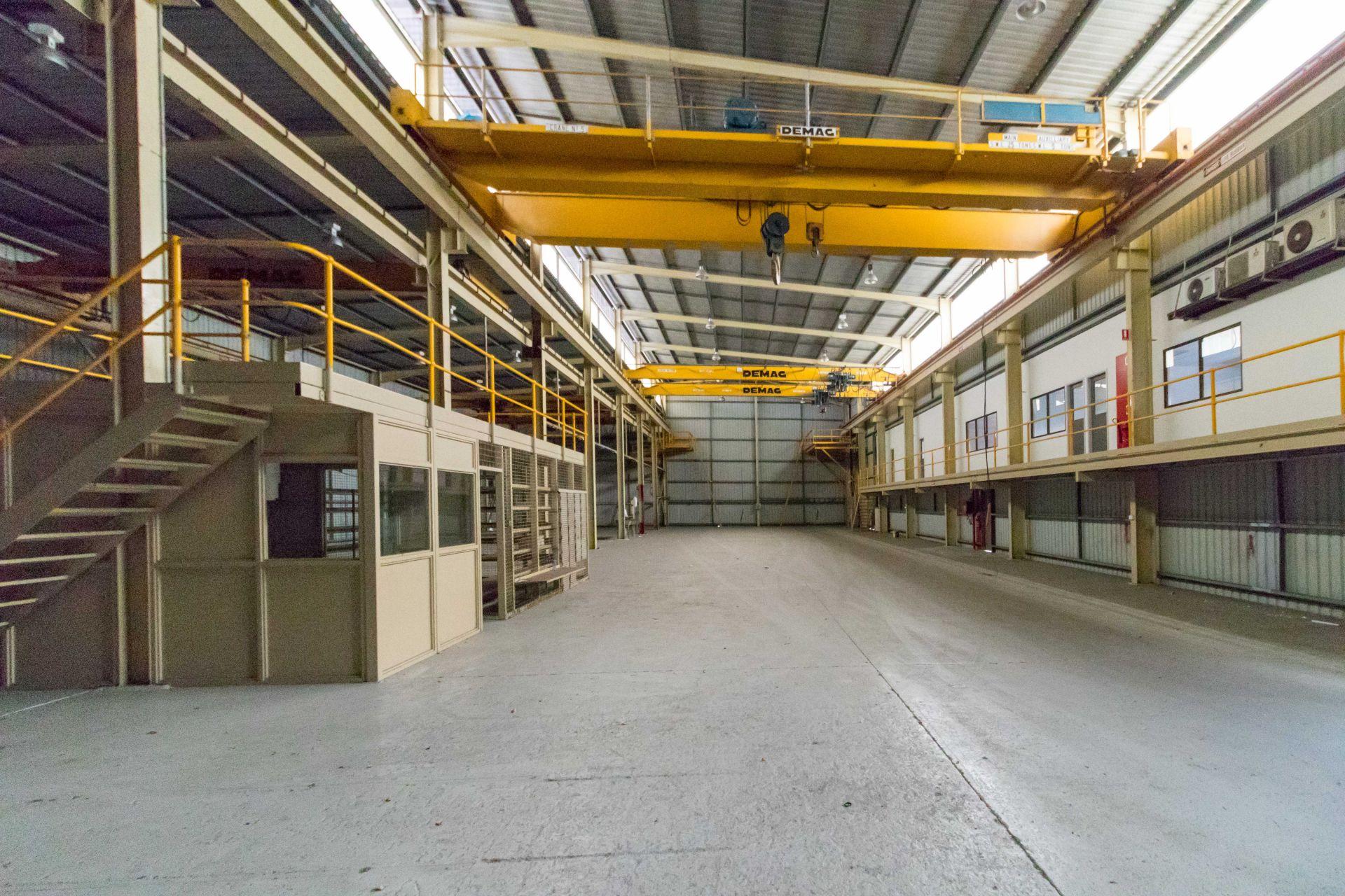 Dual Warehouse Facility