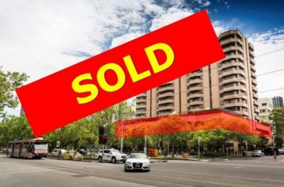 St Kilda Road Office with Triple-A 10 Year Lease