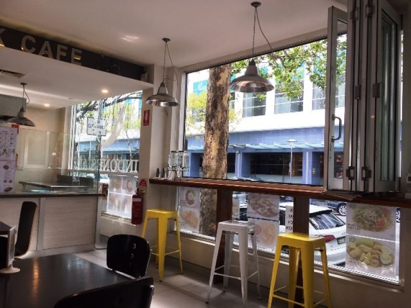 Ultimo Premium Cafe/Restaurant For Lease!