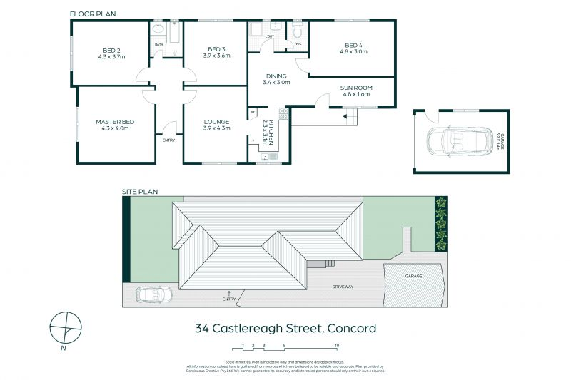 34 Castlereagh Street Concord 2137