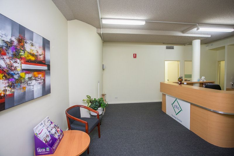 FUNCTIONAL OFFICES IN TREND HOUSE - MORLEY'S PREMIER COMMERCIAL BUILDING