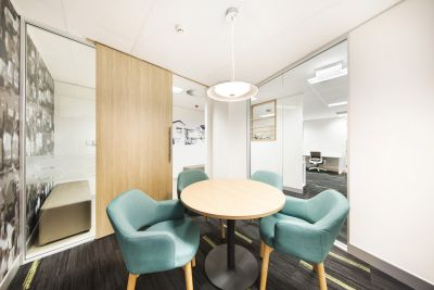 HIGH END OFFICE WITH GREAT CBD ACCESSIBILITY!!