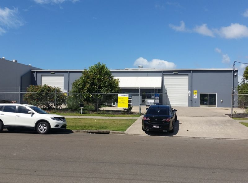 Very High, Stand Alone, Open Warehouse plus Yard Area