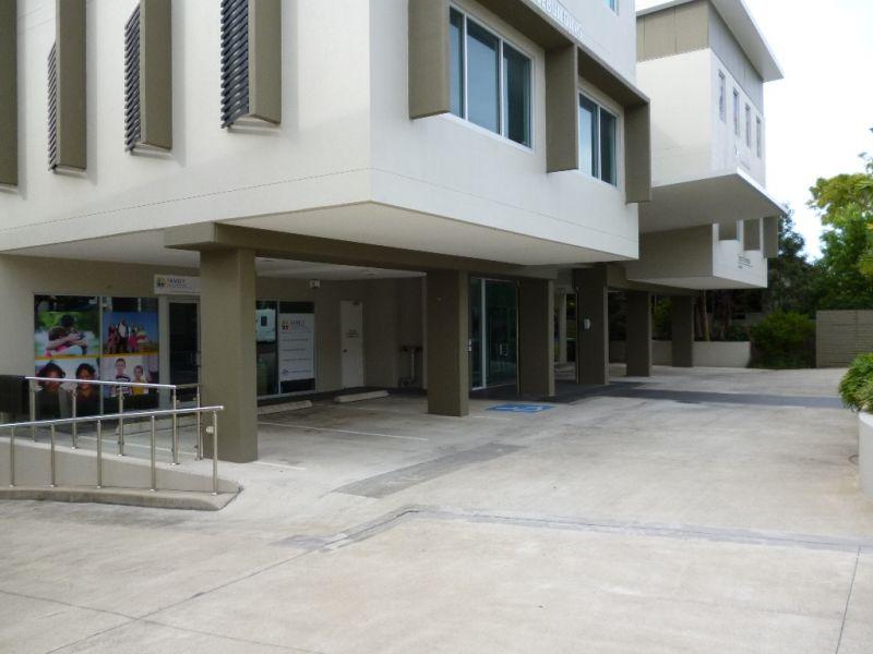 Prestige Office Suite in Central Maroochydore