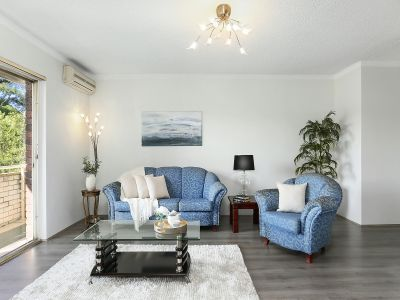 Open Plan Apartment Living at a Convenient location. Just Minutes Stroll to Top Ryde City Shopping Centre and Close to Public Transport