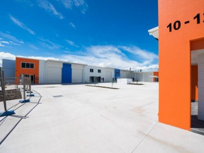 BRAND NEW INDUSTRIAL UNITS | WARANA