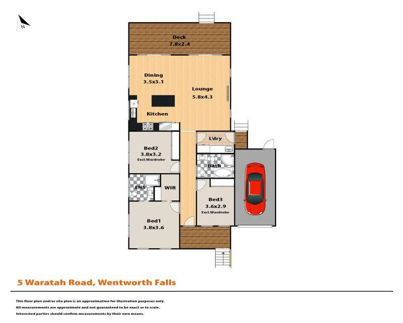 5 Waratah Road Wentworth Falls 2782
