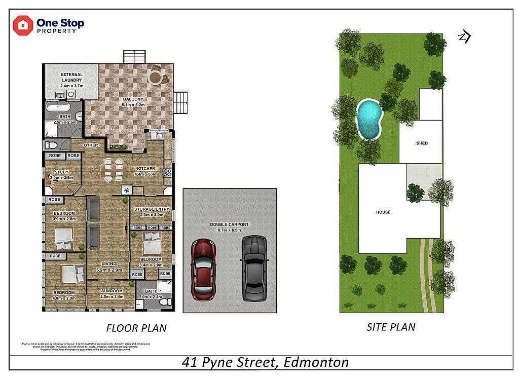 41 Pyne Street, Edmonton QLD 4869