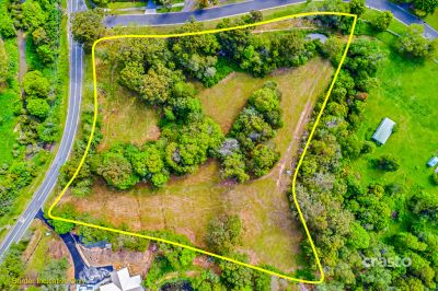 Vacant Usable Land with Valley Views