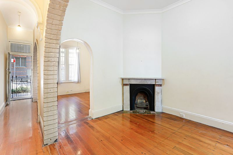 Work / Live - Corner freestanding terrace with parking in the heart of Surry Hills.