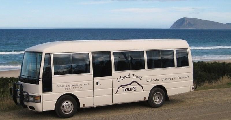 Island Time Tours Tasmania