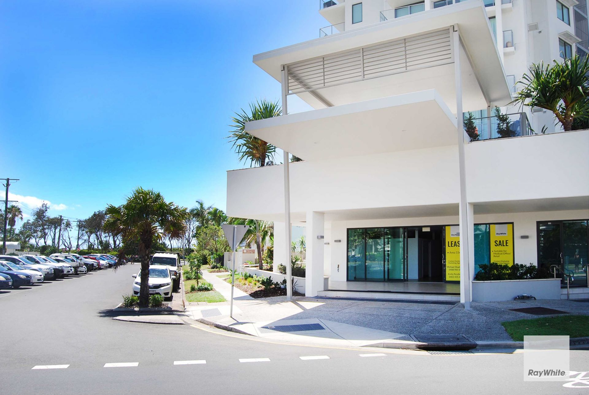 High Profile Ground Floor Suites For Lease | Cotton Tree Beachfront