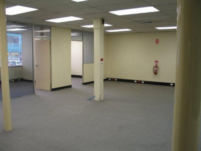 Fitted Office Space With Major Exposure.