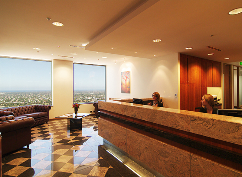 OUTSTANDING MODERN DESIGN OFFICE SPACE AVAILABLE WITH WONDERFUL VIEWS