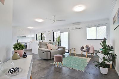 Spacious, Light and Bright Living with Two Bedrooms, Bathrooms and Balconies!