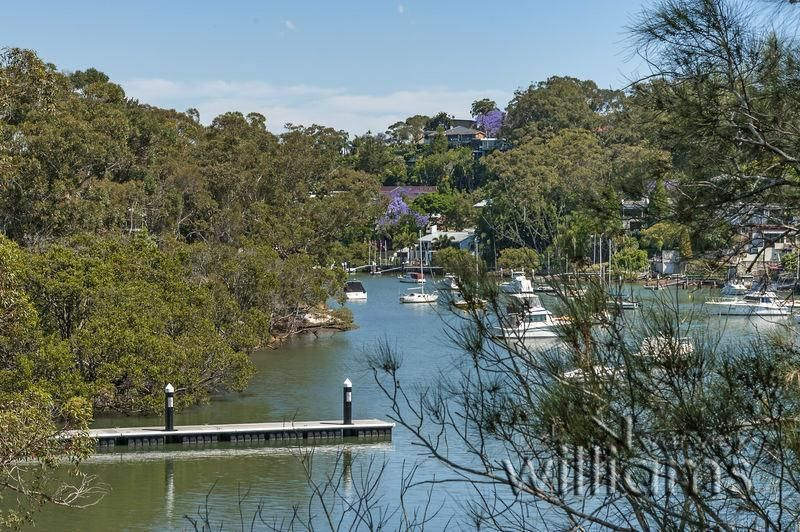 Waterfront reserve sanctuary with panoramic views