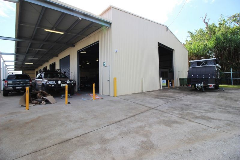 Clearspan Warehouse For Lease - Manunda