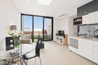 Coveted One Bedroom in Highly Sought-After Locale