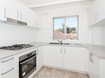 Renovated Convenient Apartment in Tranquil Cammeray