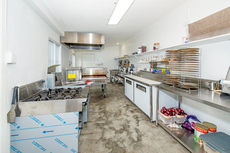 Completely Renovated Shop with Main Road Exposure