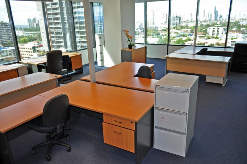 Fully Fitted Corner Suite - Professional CBD Office