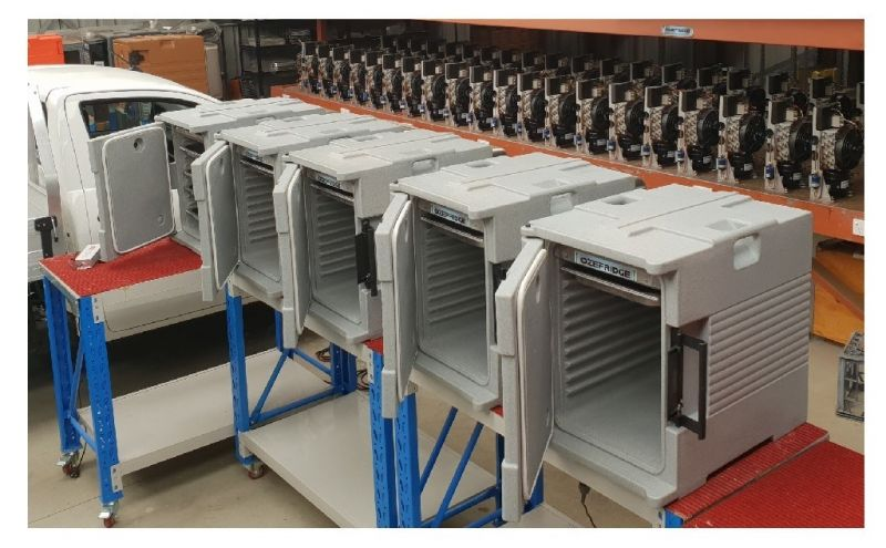 MANUFACTURING BUSINESS (MULTI-VOLTAGE REFRIGERATION) WITH FREEHOLD PROPERTY