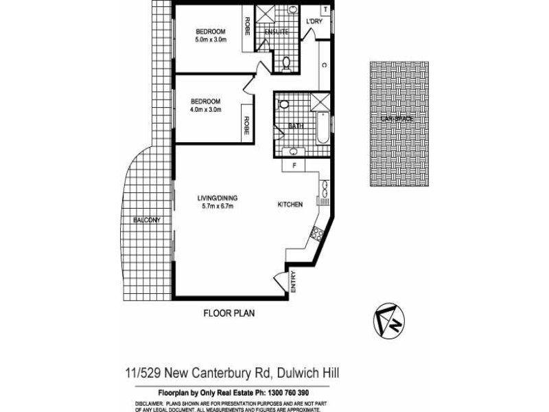 11/529 New Canterbury Rd, Dulwich Hill