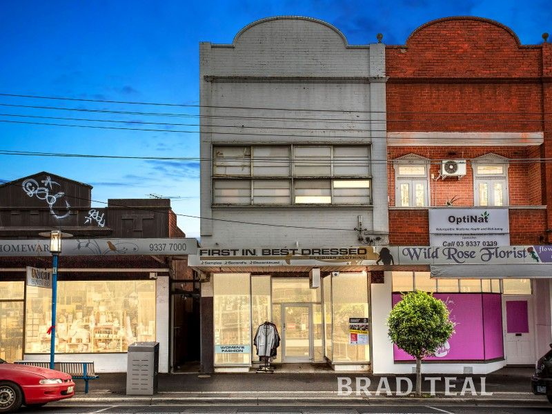 Prime Retail Premises With Residence