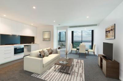 Brand New Unfurnished 1 Bedroom In CBD With Breathtaking Views!