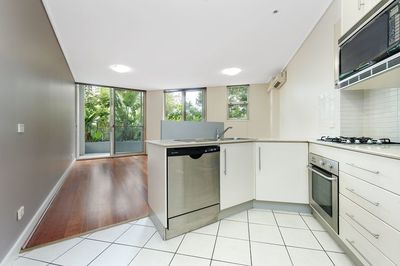 109/1 The Piazza, Wentworth Point