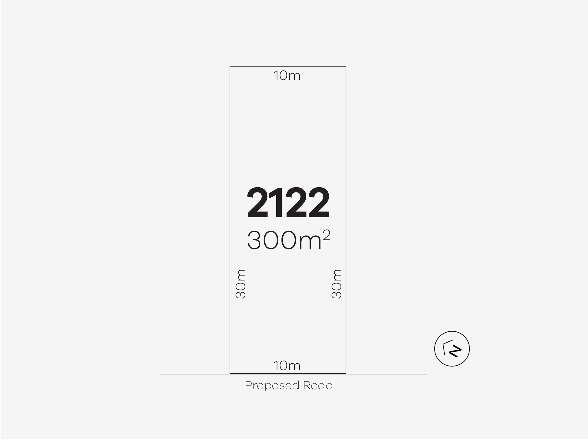 Bardia Lot 2122 Proposed Road | New Breeze