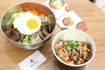 Food Court Gold - Korean Takeaway